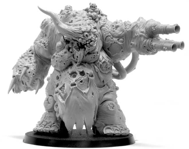 Forge World Daemon Prince of Nurgle