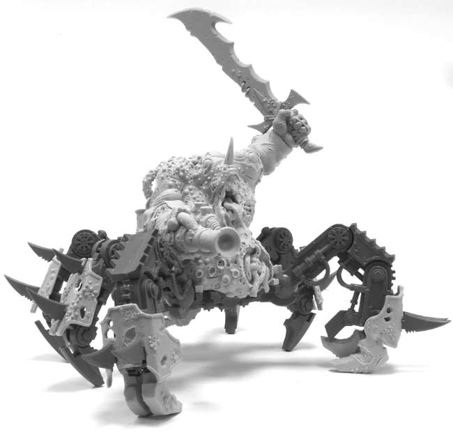 Forge World Plague Hulk