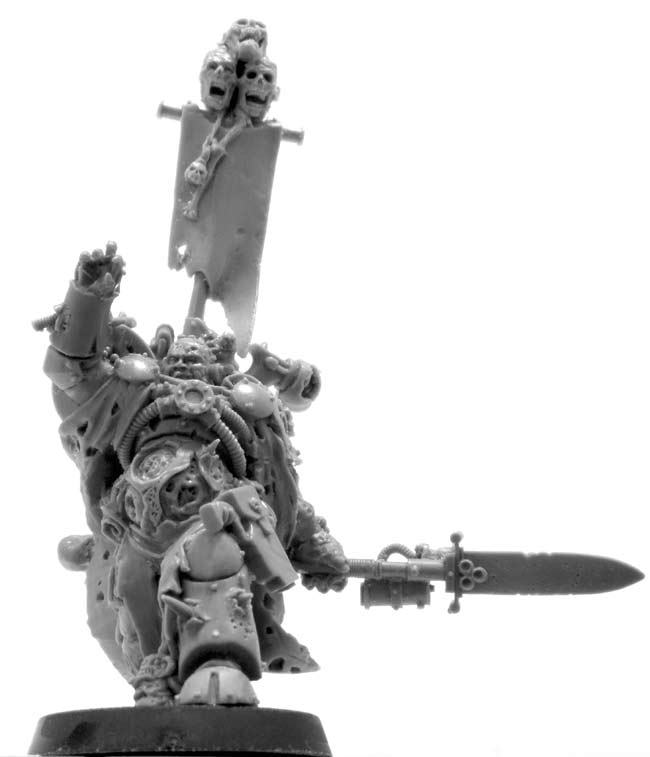 Forge World Death Guard Sorcerer