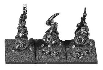 Warmaster Beasts of Nurgle