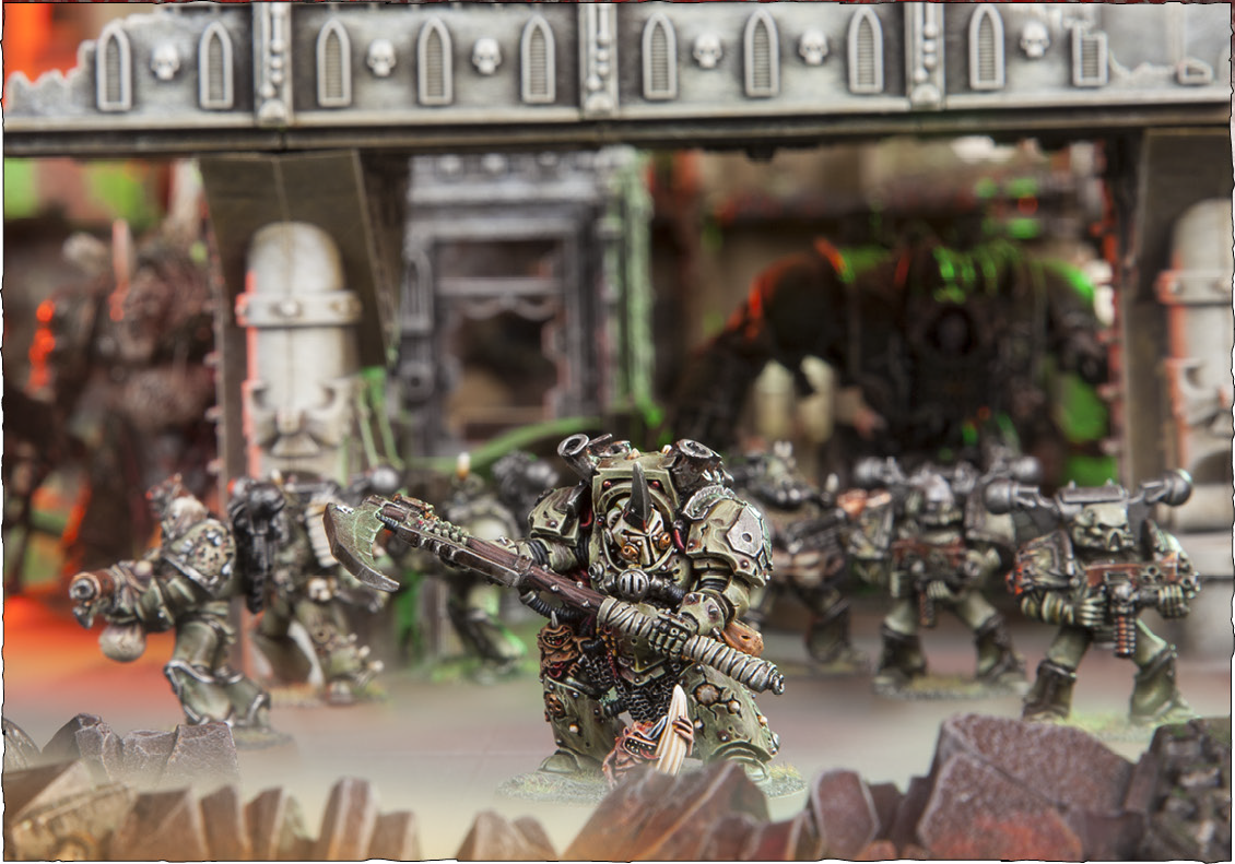 Typhus and the Death Guard