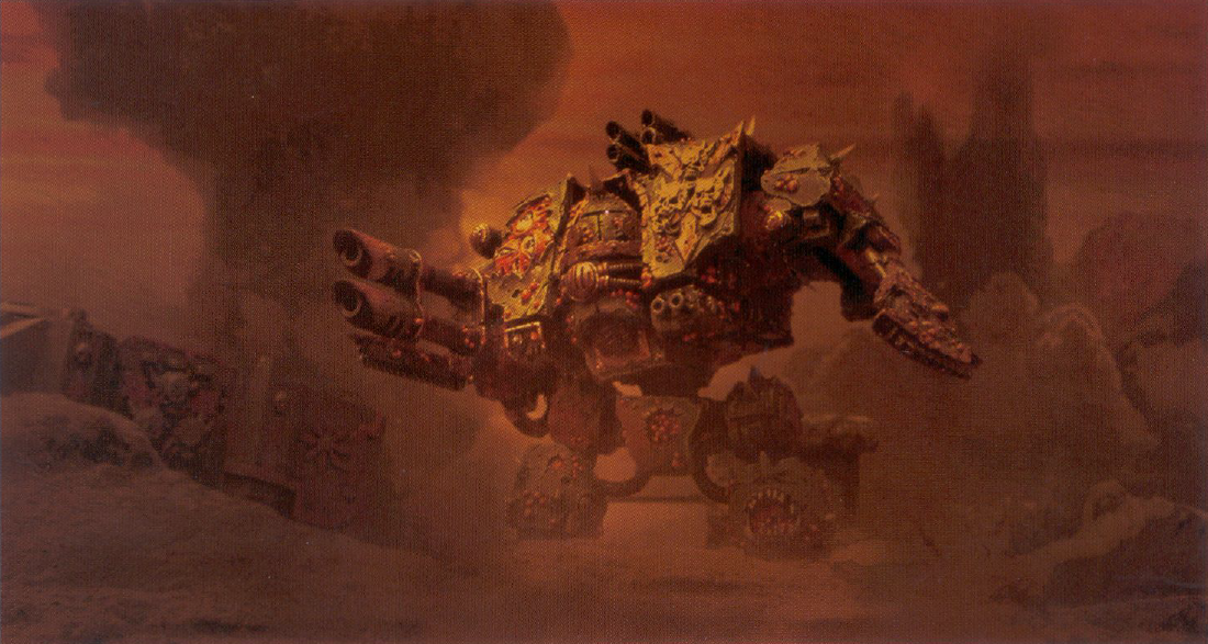 Chaos Dreadnought