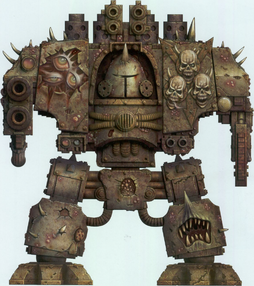 Death Guard Dreadnought