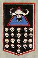 Honour Banner of the Deaths Heads