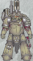 Armour of the Corpsemakers