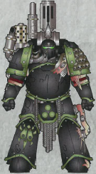 Armour of the Glooming Lords