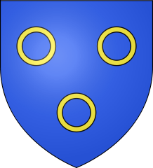 Bousseviller coat of arms