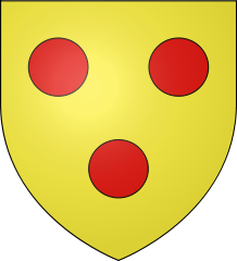Courtenay coat of arms