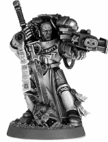 Grey Knight Strike Squad Justicar